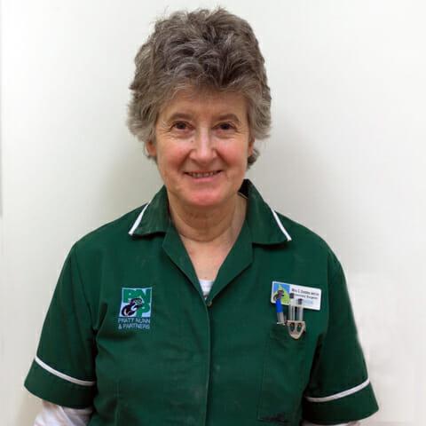 Chrissie Dobbs, Harbour Veterinary Group