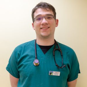 James Smith, Veterinary Surgeon at Harbour Veterinary Group